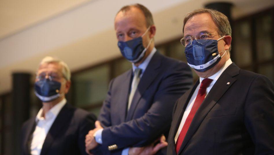 Cdu Parteitag Streit Um Digitale Wahl Das Online Problem Der Partei Der Spiegel