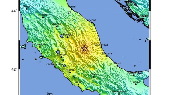 Folgen des Erdbebens: Italien in Gefahr