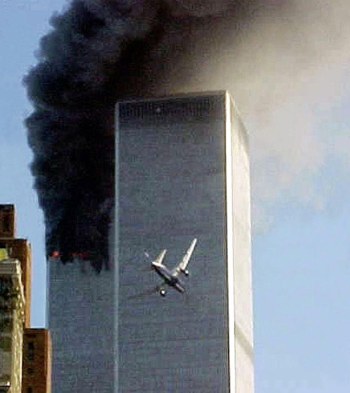 Anschläge auf das World Trade Center am 11. September 2001