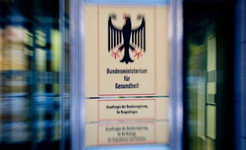 Bundesgesundheitsministerium (Archiv): Keine Stellungnahme