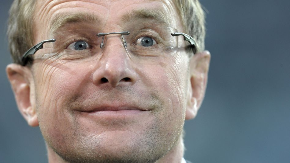 Trainer Rangnick: Vertrag auf Schalke bis 2014