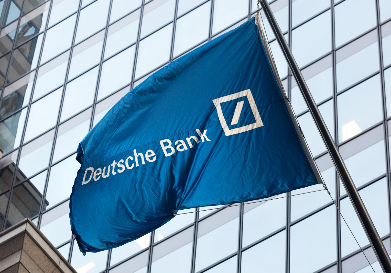 Deutsche Bank USA / New York Wall Street