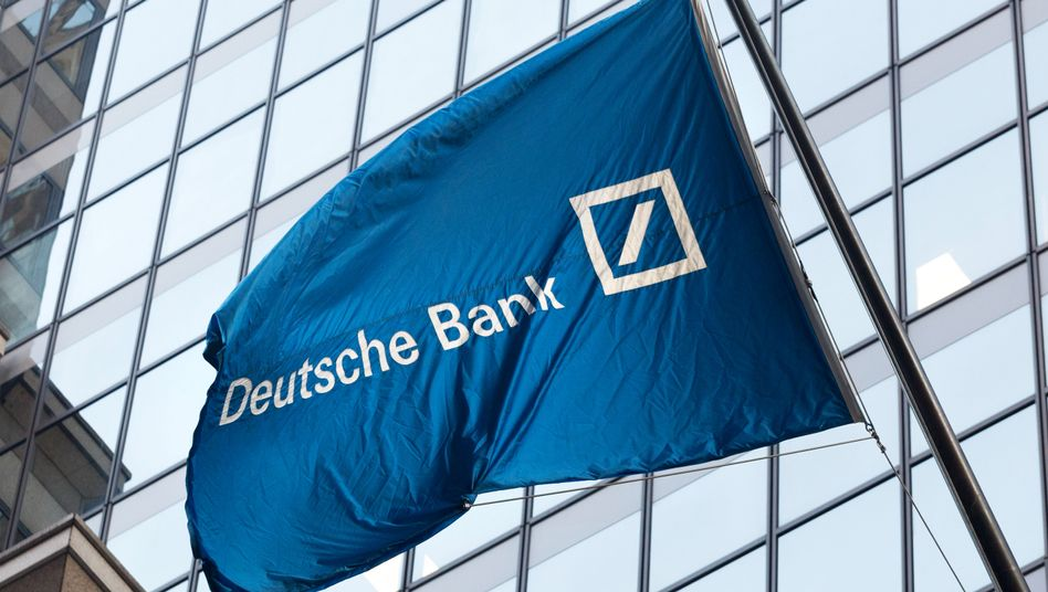 Deutsche-Bank-Niederlassung