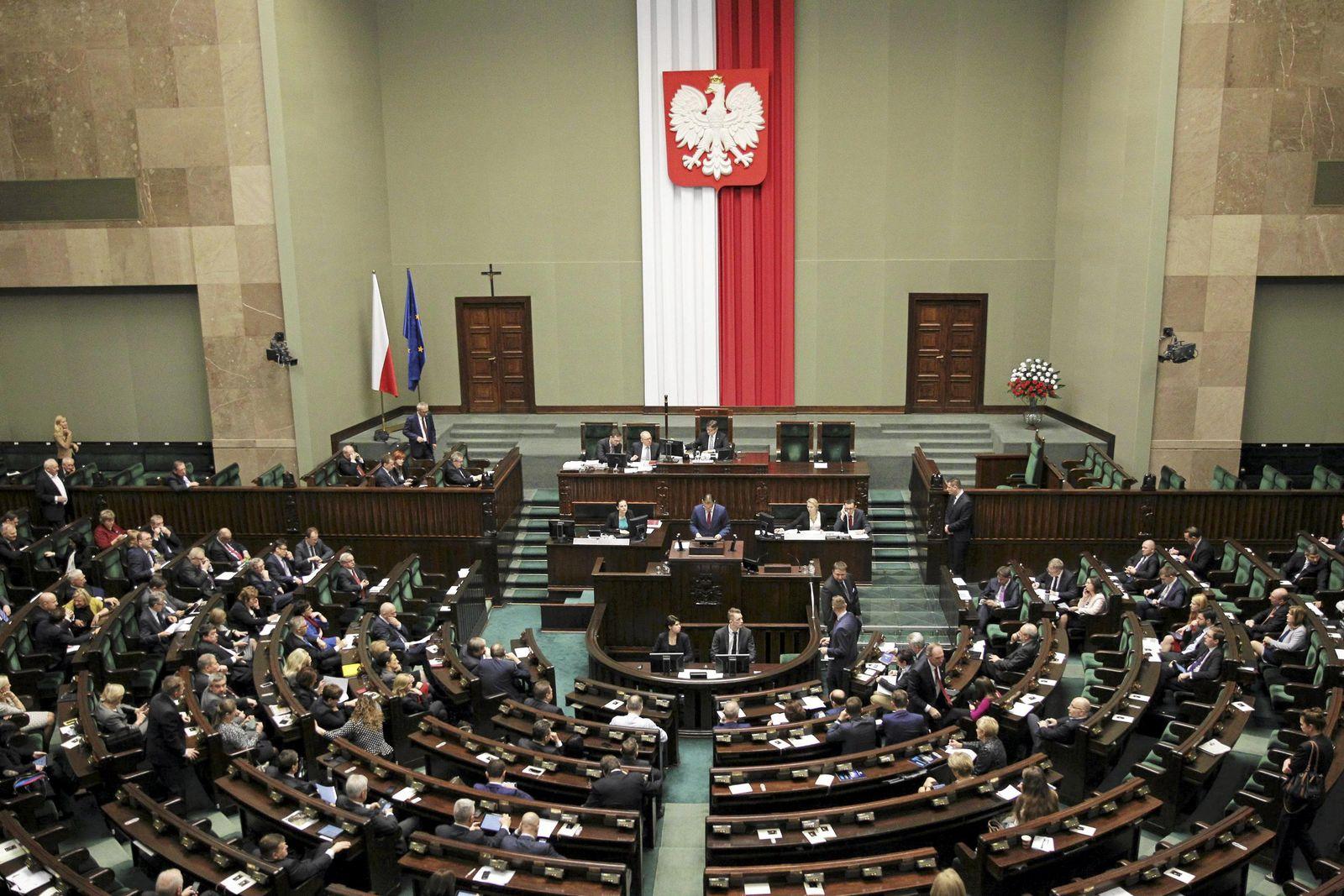 Polen: Parlament