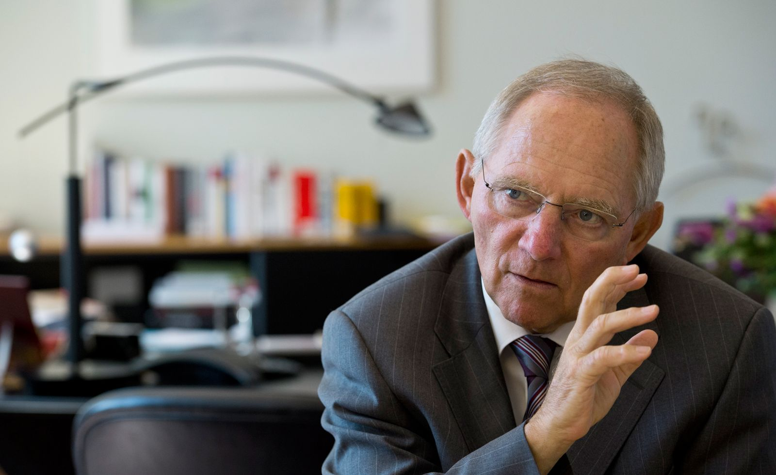 NICHT VERWENDEN Schäuble