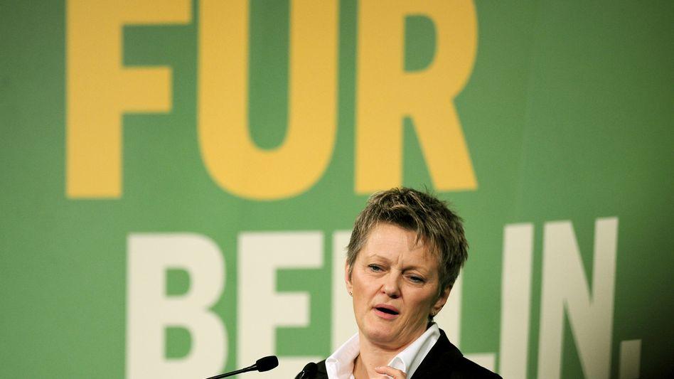 Wahl in Berlin: Künast gibt die Allround-Kandidatin