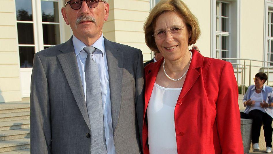 Thilo Sarrazin und seine Frau Ursula: Bald ein Autorenpaar?