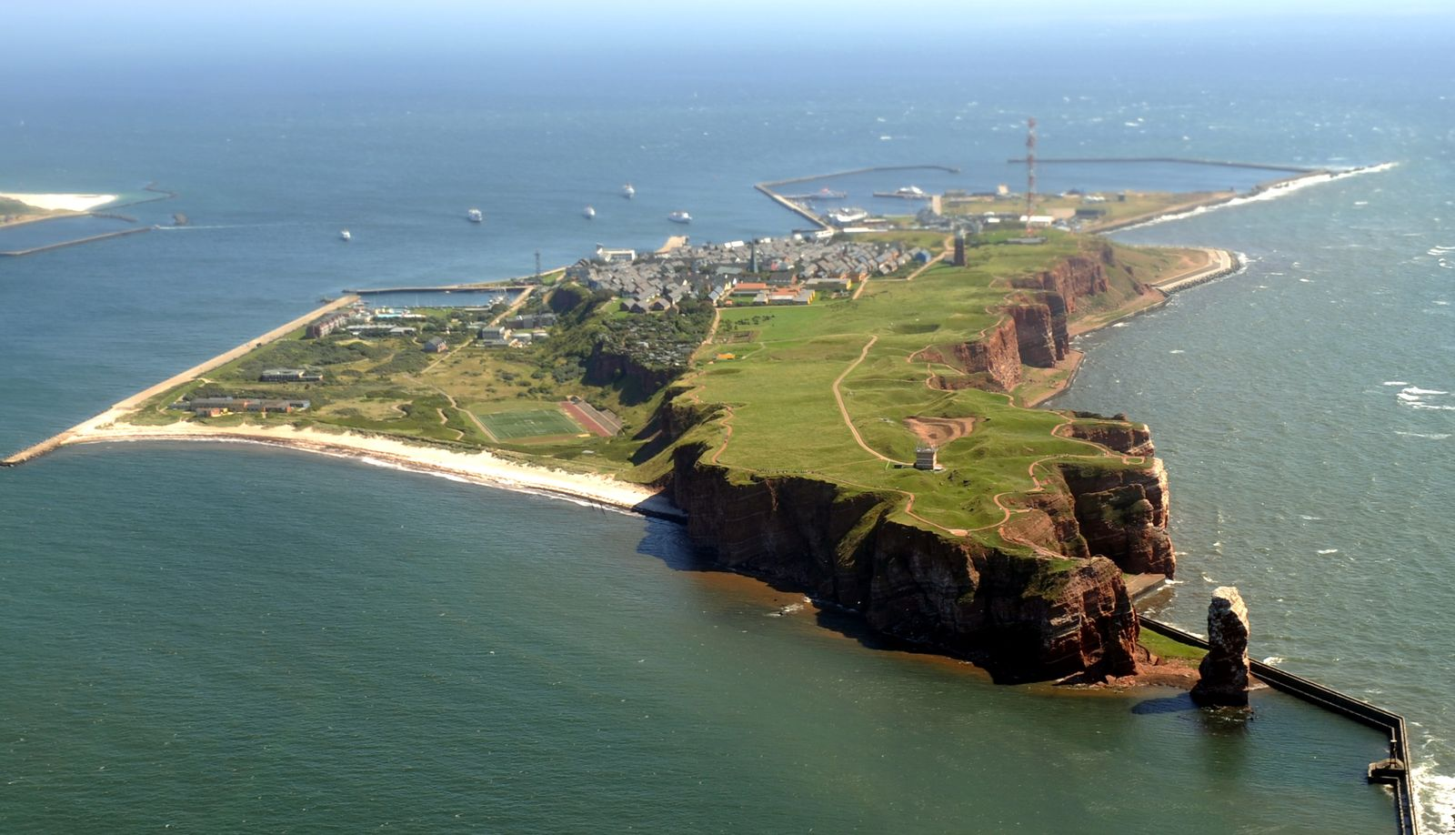Coole Orte/ Helgoland
