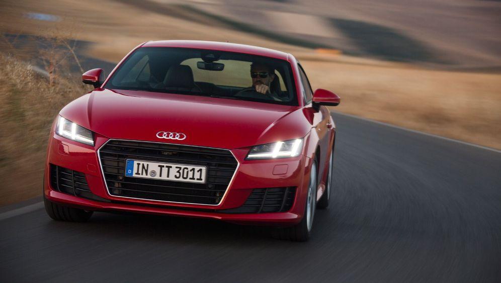 Autogramm Audi TT: Alles auf einen Blick