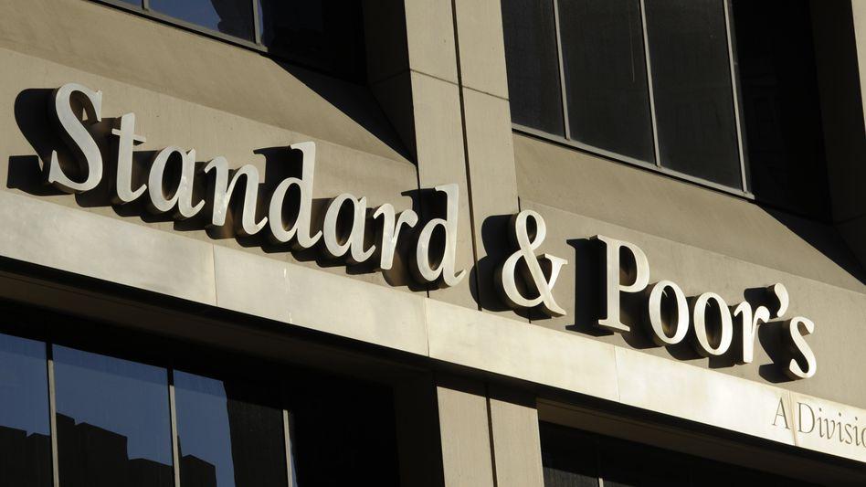 Standard & Poor's headquarters in New York.