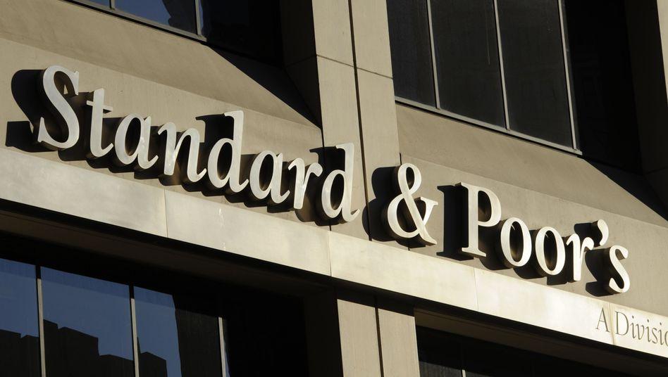 Konzernzentrale von Standard & Poor's in New York: Brief von der Kundschaft