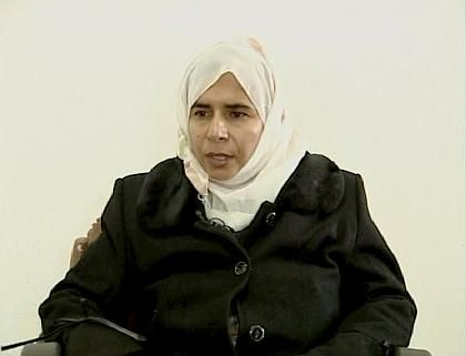 Attentäterin Rischawi: Ihr Sprengstoffgürtel zündete nicht