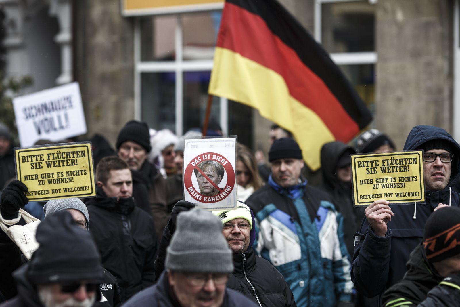 Demo/ Deutschland/ Wutbürger