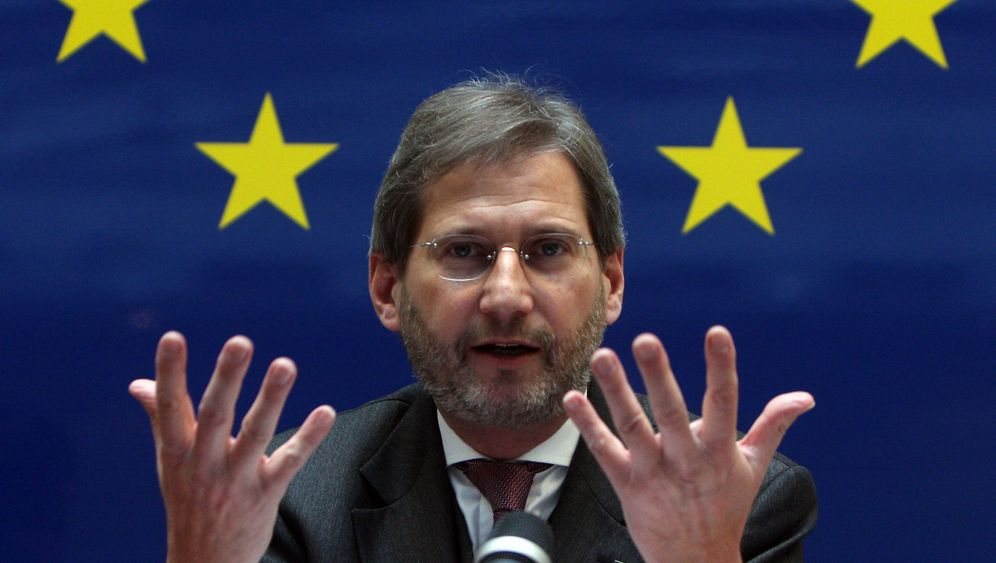 Wiener Plagiatsverdacht: EU-Kommissar in der Kritik