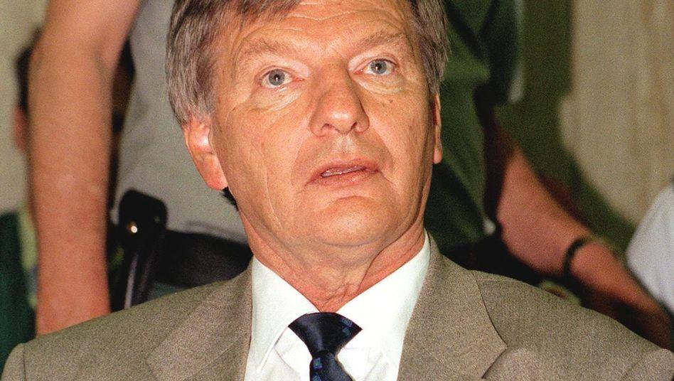 Peter Graf (Archivbild): Im Alter von 75 Jahren verstorben