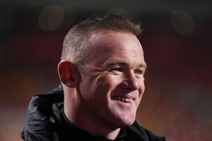 Bereit für neue Taten: Wayne Rooney im Jahr 2020