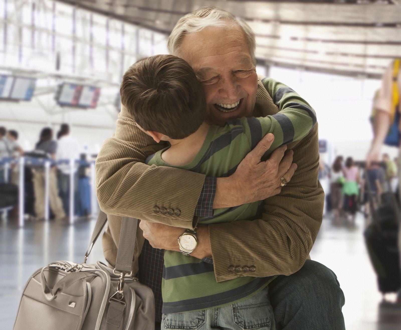 NICHT MEHR VERWENDEN! - Vater / Sohn / Großvater / Elternschaft