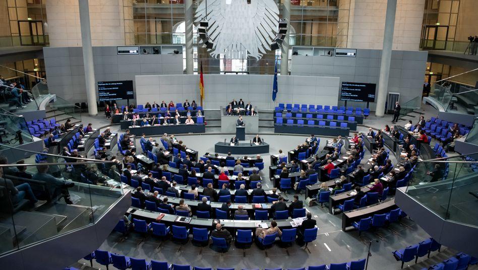 Bundestag: Nach der kommenden Woche ist Osterpause