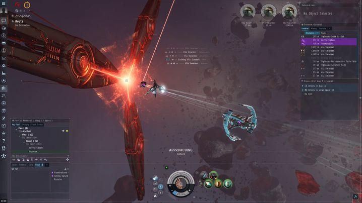 """Weltraumsimulation """"Eve Online"""": Betrügen ist nicht unbedingt verpönt"""