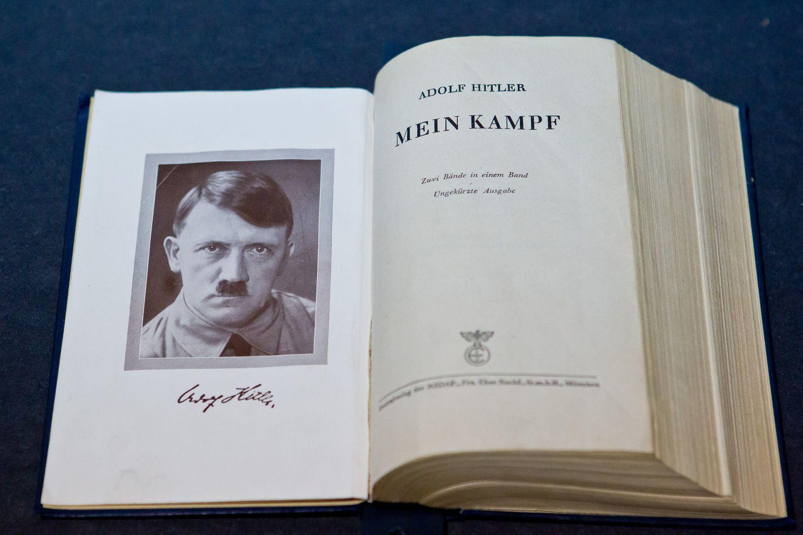Mein Kampf von Adolf Hitler