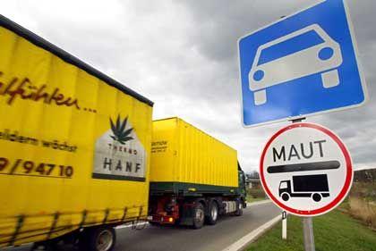 """Maut-Schild an der Autobahn: """"Feststellungen externer Experten"""""""