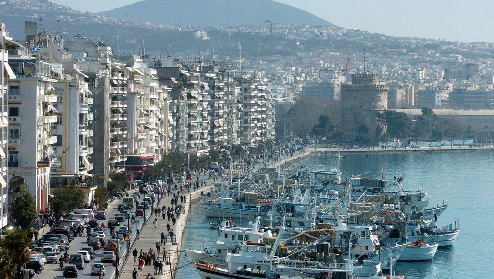 Thessaloniki: Widerstand nach britischem Vorbild