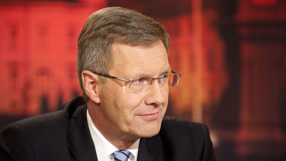 """Bundespräsident Christian Wulff: """"Ein Getriebener"""""""