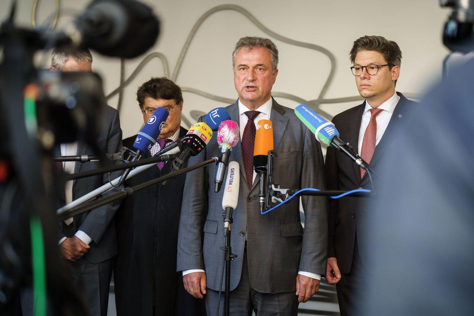 Lokführer-Streik im Personenverkehr - Frankfurt/Main