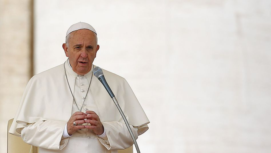 """Papst Franziskus: Urknall """"widerspricht der kreativen Intervention Gottes nicht"""""""