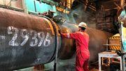 Verlegearbeiten für Ostseepipeline laufen wieder