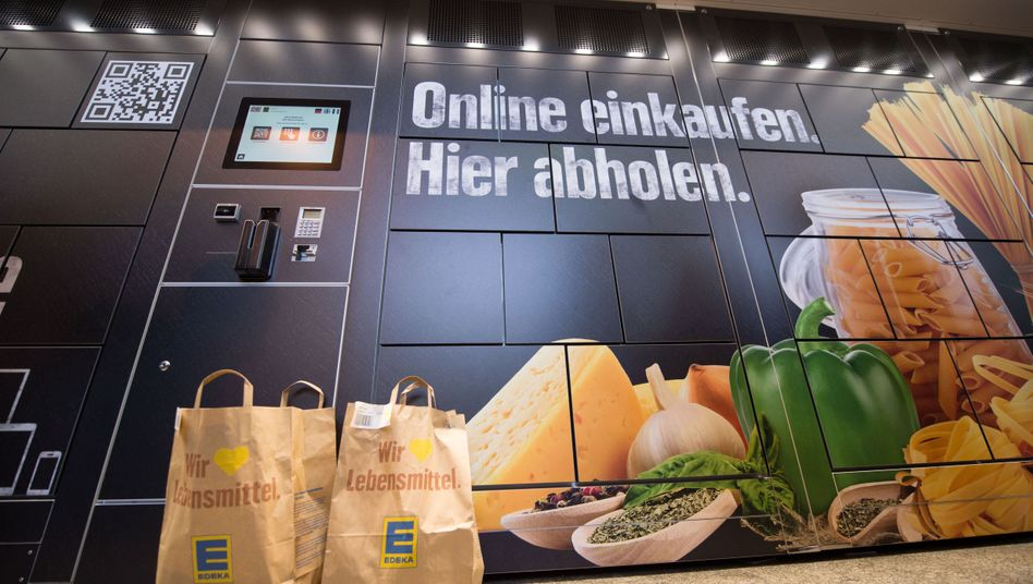 Lebensmittel im Onlinehandel: Einer der Gewinner der Coronakrise