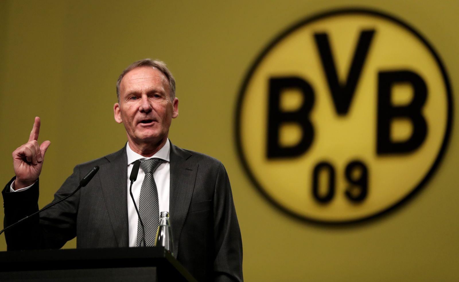 Borussia Dortmund Watzke