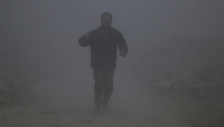 Mann nach Angriff auf Ost-Aleppo