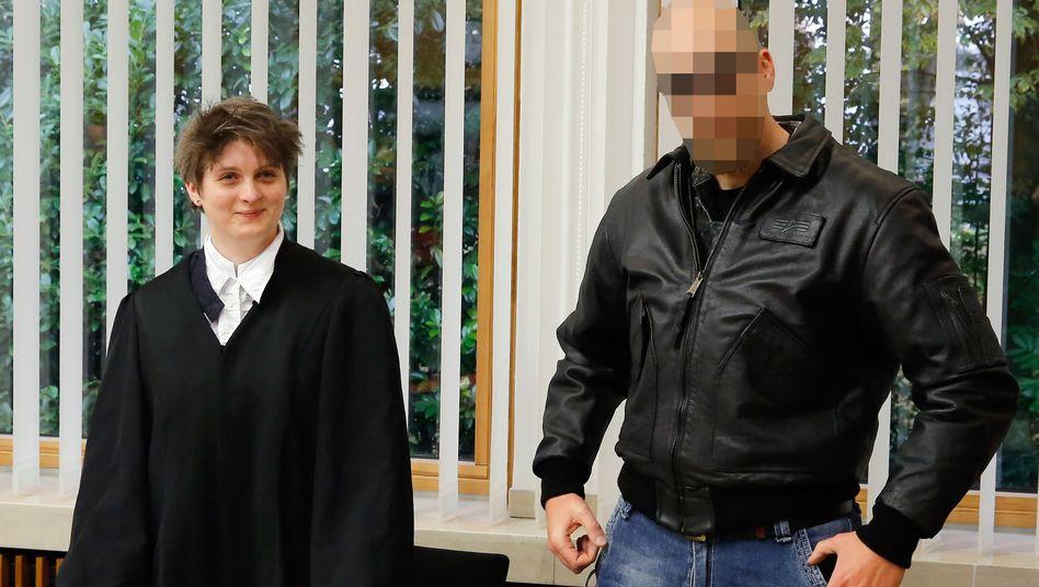 Daniel Giese vor Gericht: Sieben Monate auf Bewährung plus 600 Euro
