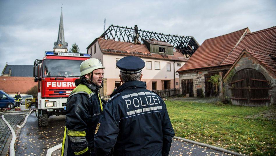 Geplante Flüchtlingsunterkunft in Pfedelbach
