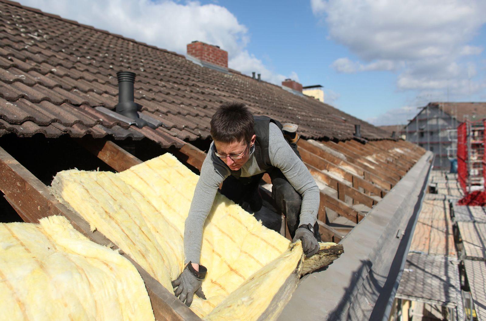 Wohnungs-Sanierung/ Wärmedämmung