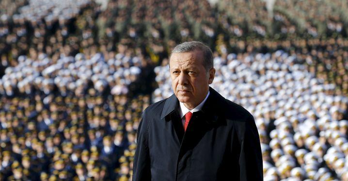 Recep Tayyip Erdogan: Als Partner umstritten - und unverzichtbar