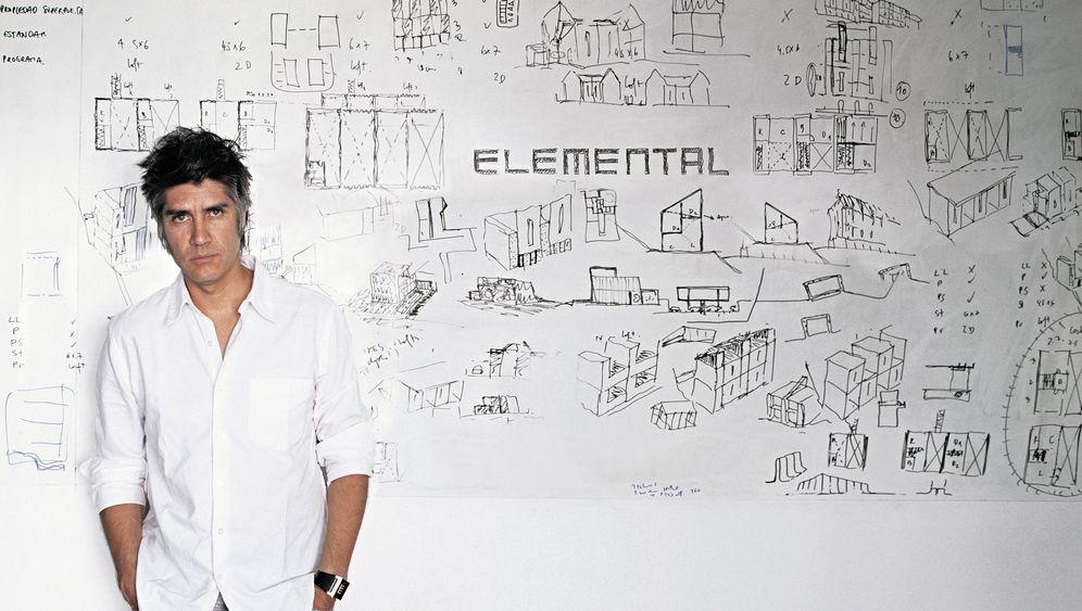 Pritzker-Preis: Chilene Alejandro Aravena ausgezeichnet