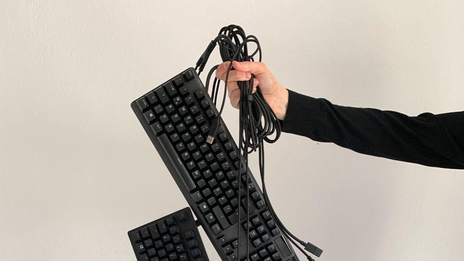 Für jeden Anspruch gibt es die passende Gaming-Tastatur – man muss sie nur finden