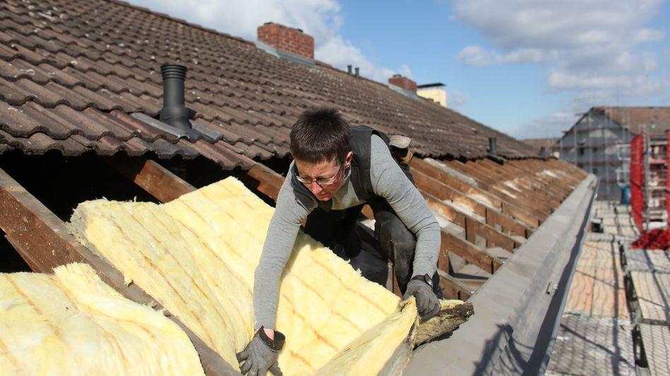 Wärmedämmung: Effizienz wird zum Wachstumstreiber der Baubranche