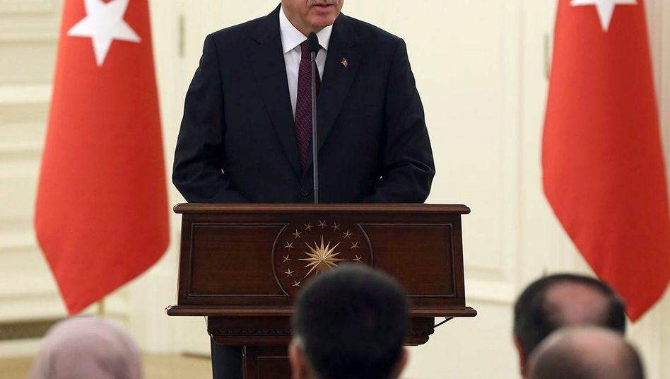 Türkischer Präsident Erdogan: Deal mit den Islamisten?