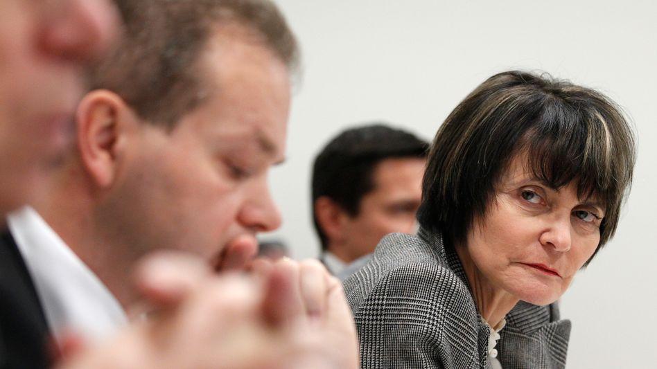 Schweizer Außenministerin Clamy-Rey: Zu viel Engagement in Iran?