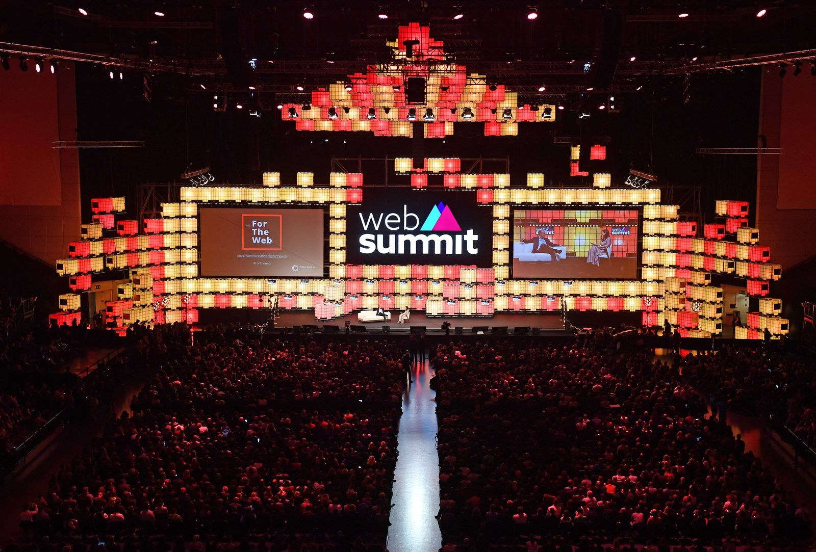 Web Summit/ Tim Berners-Lee