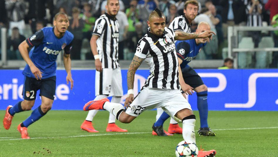 Vidal: Bald beim FC Bayern?
