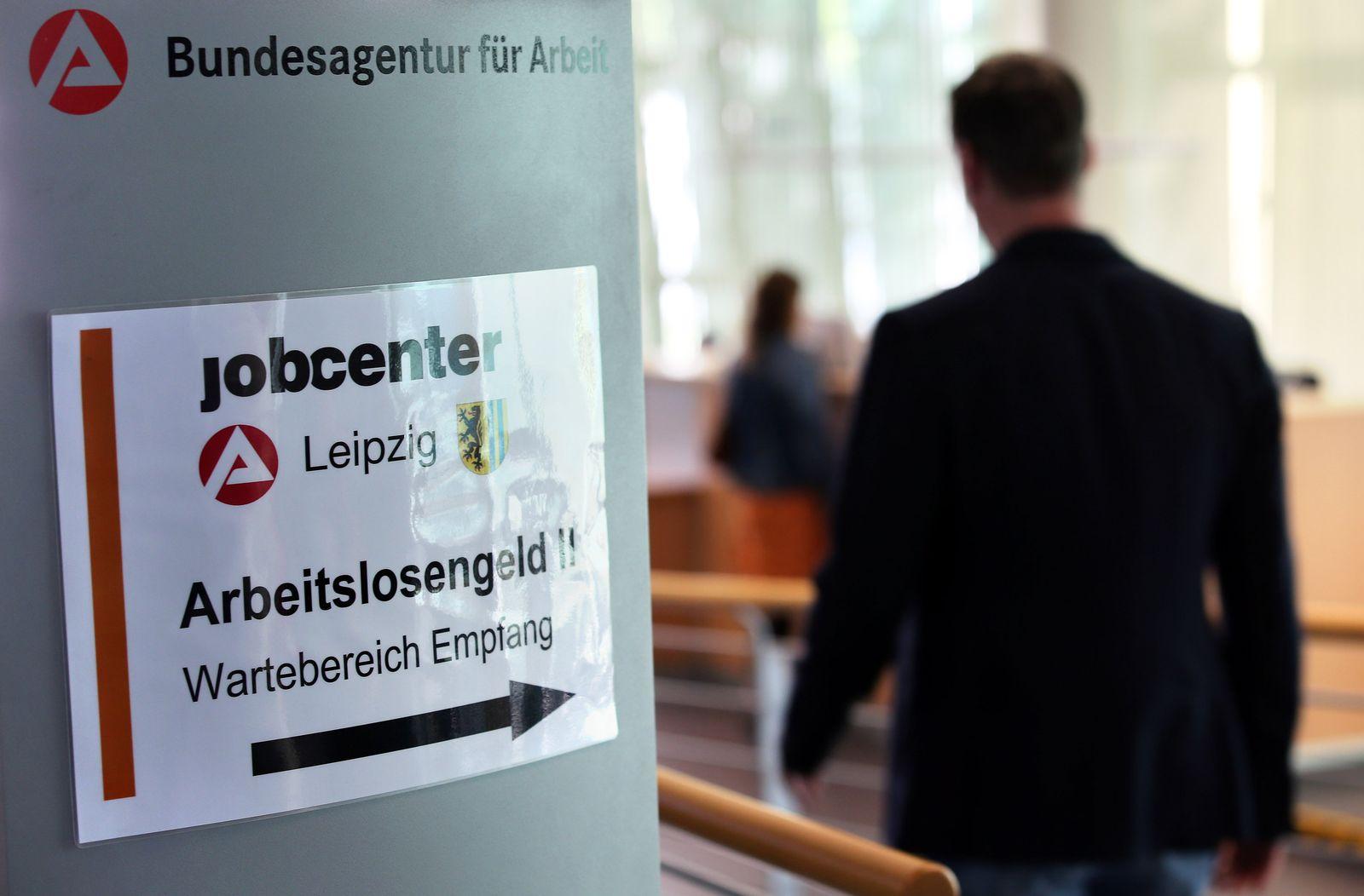 Arbeitslosigkeit / Arbeitslos / Bundesagentur für Arbeit