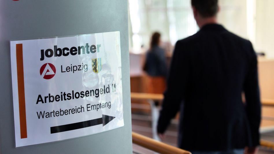 Jobcenter in Leipzig