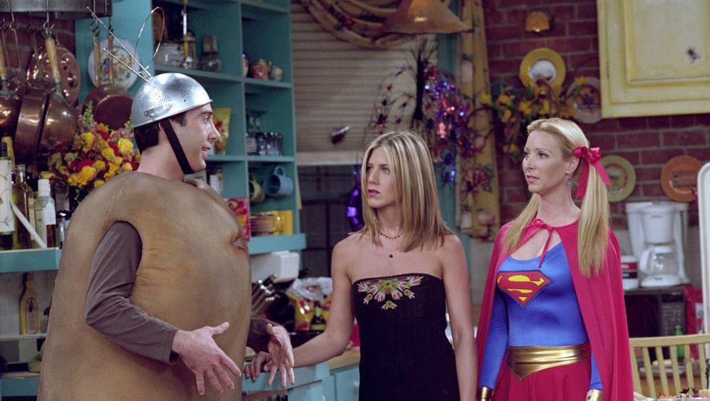 """Jennifer Aniston über """"Friends""""-Revival: """"Warum nicht?"""""""