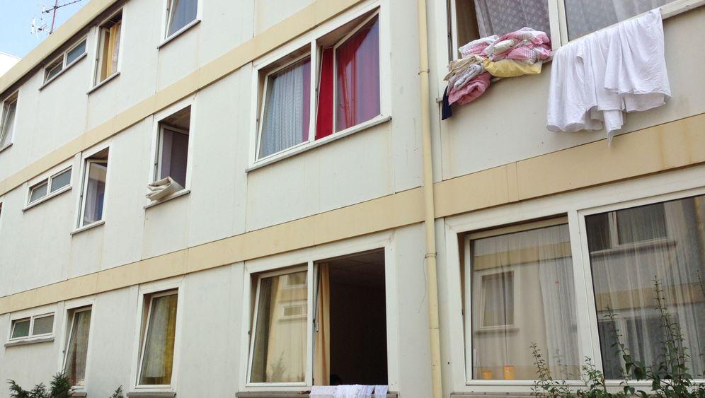 Umstrittenes Heim in Berlin-Spandau: Leben in der Motardstraße
