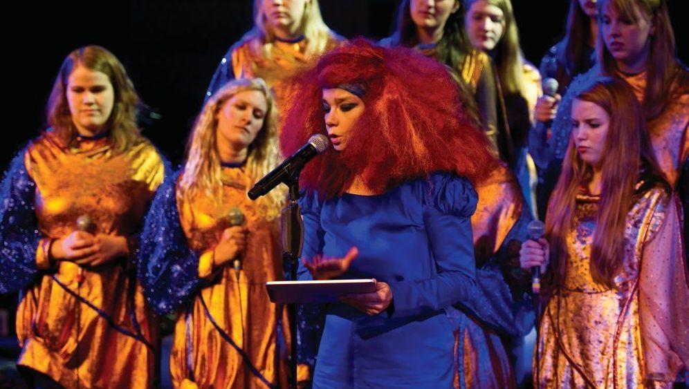 """Björks """"Biophilia"""": Wenn der Refrain im Weltraum landet"""