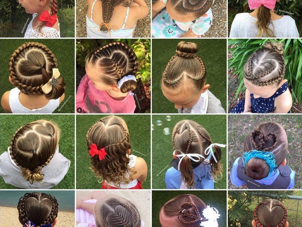 Frisur für die Schule: So stylt eine Mutter die Haare ihrer
